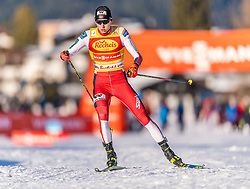 31.01.2020, Seefeld, AUT, FIS Weltcup Nordische Kombination, Langlauf, Gundersen 5 Km, im Bild Jarl Magnus Riiber (NOR) // Jarl Magnus Riiber of Norway during the Gundersen 5 Km Cross Country Competition of FIS Nordic Combined World Cup at the Seefeld, Austria on 2020/01/31. EXPA Pictures © 2020, PhotoCredit: EXPA/ Stefan Adelsberger