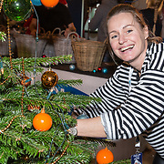 NLD/Amsterdam/20181206 - Sky Radio's Christmas Tree For Charity, Minke Booij