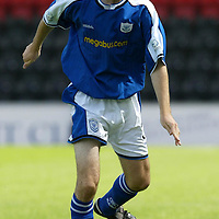 Eddie Malone, St Johnstone...07.08.04<br />