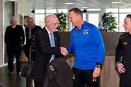 Henk van der Sluis 90 jaar
