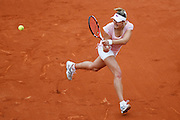 Roland Garros. Paris, France. May 31st 2008..Nadia PETROVA against Svetlana KUZNETSOVA. .3rd Round...
