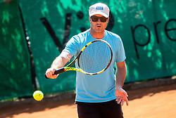 Bostjan Kreutz at Day 10 of ATP Challenger Zavarovalnica Sava Slovenia Open 2019, on August 18, 2019 in Sports centre, Portoroz/Portorose, Slovenia. Photo by Vid Ponikvar / Sportida