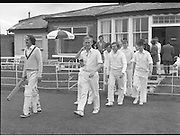 Cricket Match, Phonix Club 18/07/1978