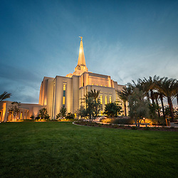 Gilbert LDS Temple