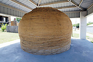 The worlds largest ball of sisal twine in Cawker City, Kansas.  Many people talk about it (in jest, at least) but few ever take the time to see it.