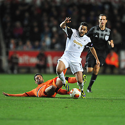 Swansea City v Valencia