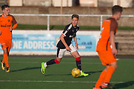Dundee&rsquo;s Jack Lambert scored the only goal of the wee derby - Dundee under 20s v Dundee United in the SPFL Development League at Links Park, Montrose<br /> <br />  - &copy; David Young - www.davidyoungphoto.co.uk - email: davidyoungphoto@gmail.com