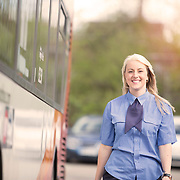 31/03/17 BARNSLEY - Stagecoach Depot - stills shoot on video production for recruitment.