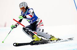 29.12.2013, Hochstein, Lienz, AUT, FIS Weltcup Ski Alpin, Damen, Slalom 1. Durchgang, im Bild Nicole Hosp (AUT) // Nicole Hosp of (AUT) during ladies Slalom 1st run of FIS Ski Alpine Worldcup at Hochstein in Lienz, Austria on 2013/12/29. EXPA Pictures © 2013, PhotoCredit: EXPA/ Oskar Höher