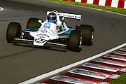 Historic Grand Prix at Circuit Gilles Villeneuve. Williams F1
