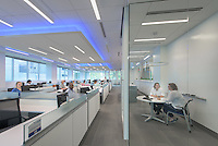 Interior Image of Qiagen Campus in Germantown MD by Jeffrey Sauers of Commercial Photographics, Architectural Photo Artistry in Washington DC, Virginia to Florida and PA to New England