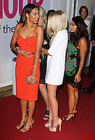 Rochelle Humes, Mollie King & Vanessa White, Glamour Women of the Year Awards, Berkeley Square, London UK, Photo by Brett D. Cove