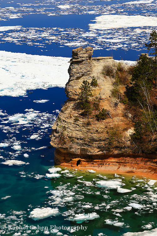 &quot;Miner's Castle in Spring&quot;<br />