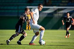 Jon Šporn of Mura during football match between NS Mura and NK Rudar in 6th Round of 6th Round of Prva liga Telekom Slovenije 2019/20, on Avgust 18, 2019 in Fazanerija, Murska Sobota, Slovenia. Photo by Blaž Weindorfer / Sportida