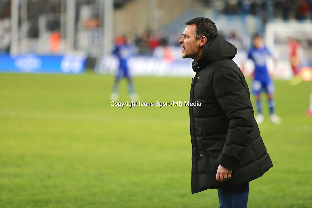 Willy SAGNOL  - 24.01.2015 - Bastia / Bordeaux  - 22eme journee de Ligue1<br /> Photo : Michel Maestracci / Icon Sport *** Local Caption ***