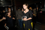 Hayley Atwell, The afterparty following the press night of 'No Man's Land', at Mint Leaf. Haymarket October 7, 2008 *** Local Caption *** -DO NOT ARCHIVE-© Copyright Photograph by Dafydd Jones. 248 Clapham Rd. London SW9 0PZ. Tel 0207 820 0771. www.dafjones.com.