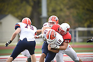 FB: North Central College vs. Carroll University (Wisconsin) (10-29-16)