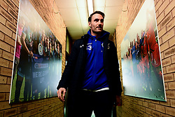 Alex Rodman of Bristol Rovers arrives at  prior to kick off - Mandatory by-line: Ryan Hiscott/JMP - 08/02/2020 - FOOTBALL - Adam's Park - High Wycombe, England - Wycombe Wanderers v Bristol Rovers - Sky Bet League One