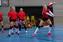 08-08-2019 NED: Nevobo Volleybalkamp, Heukelom<br /> Volleybalkamp voor jongeren van 12-14 jaar in Heukelom. Dit is het evenement wat je niet wilt missen!