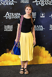 "26.08.2015, Kinepolis Cinema, Madrid, ESP, Atrapa la Bandera, Premiere, im Bild Actress Alba Messa attends to the photocall // during the premiere of spanish cartoon 'Capture The Flag"" at the Kinepolis Cinema in Madrid, Spain on 2015/08/26. EXPA Pictures © 2015, PhotoCredit: EXPA/ Alterphotos/ BorjaB.hojas<br /> <br /> *****ATTENTION - OUT of ESP, SUI*****"