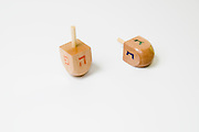 Sevivon or Dreidel a spinning top traditionally played during Chanukah