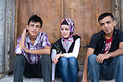 Teens Turkey, Konya kids at play, women in Turkey, Konya travel images, photography Turkey
