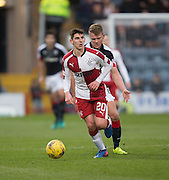 Rangers' Emerson Hyndman - Dundee v Rangers in the Ladbrokes Scottish Premiership at Dens Park, Dundee.Photo: David Young<br /> <br />  - © David Young - www.davidyoungphoto.co.uk - email: davidyoungphoto@gmail.com