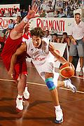 DESCRIZIONE : BORMIO TORNEO PREPARAZIONE EUROPEI 2005<br /> GIOCATORE : CITTADINI<br /> SQUADRA : ITALIA NAZIONALE<br /> EVENTO : TORNEO PREPARAZIONE EUROPEI 2005 <br /> GARA : ITALIA-GEORGIA<br /> DATA : 12/08/2005<br /> CATEGORIA : <br /> SPORT : Pallacanestro<br /> AUTORE : Agenzia Ciamillo-Castoria/Elisa Pozzo