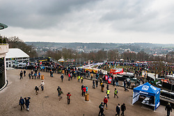 View at the course during the Women Under 23 race, UCI Cyclo-cross World Championships at Valkenburg, the Netherlands, 3 February 2018. Photo by Pim Nijland / PelotonPhotos.com | All photos usage must carry mandatory copyright credit (Peloton Photos | Pim Nijland)