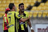 20180217 A League - Wellington Phoenix v Perth Glory FC