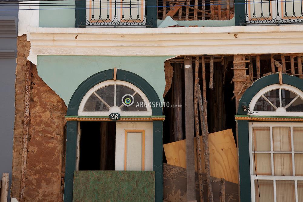 A cidade de Sao Luiz do Paraitinga, cerca de 9 meses depois das chuvas que arrasaram a cidade no inicio de 2010 / The city of Sao Luiz do Paraitinga, about 9 months after the rains that swept the city in early 2010.
