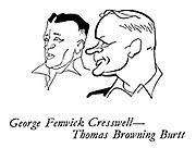 The New Zealanders ; the cricket team on tour<br />