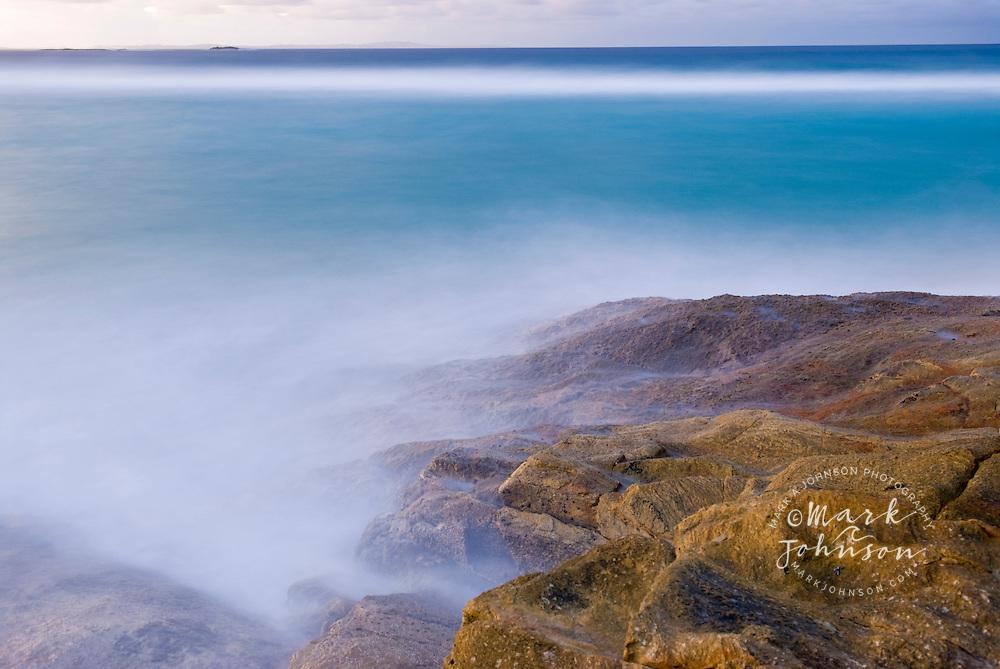 Cylinder Headland, N. Stradbroke Island, Queensland, Australia