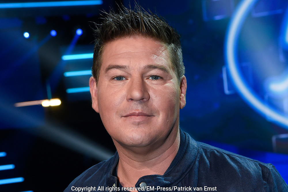 Halve finale van Idols 2017 <br /> <br /> op de foto:   Martijn Krabbe