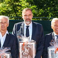 Ehrung ehemaliger Deutscher Davis-Cup Spieler