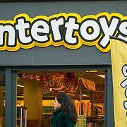 NLD/Amsterdam//20190209 - Uitstel van betaling voor speelgoedwinkels van Intertoys
