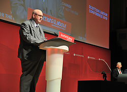Pictured: Dundee City Council Labour Group leader Councillor Kevin Keenan opened the conference.<br /> <br /> TThe Scottish Labour Party spring conference opened in Dundee on Friday, where Scottish Labour leader Richard Leonard joined delegates and party activists.<br /> <br /> <br /> © Dave Johnston / EEm