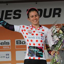 03-09-2017: Wielrennen: Boels Ladies Tour: Sittard: Alexis Ryan