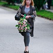 NLD/Amsterdam/20110729 - Uitvaart actrice Ina van Faassen, Leontien Ceulemans