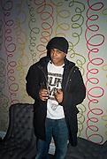 BRADLEY MCINTOSH FROM S CLUB 7, Bingo Lotto launch party. Soho Hotel Richmond Mews. London. 29 February 2008.  *** Local Caption *** -DO NOT ARCHIVE-© Copyright Photograph by Dafydd Jones. 248 Clapham Rd. London SW9 0PZ. Tel 0207 820 0771. www.dafjones.com.