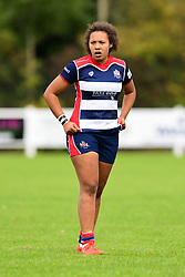 Rownita Marston of Bristol Ladies  - Mandatory by-line: Craig Thomas/JMP - 17/09/2017 - Rugby - Cleve Rugby Ground  - Bristol, England - Bristol Ladies  v Richmond Ladies - Women's Premier 15s