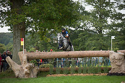 Bill Levett, (AUS), Shannondale Titan - Eventing Cross Country test- Alltech FEI World Equestrian Games™ 2014 - Normandy, France.<br /> © Hippo Foto Team - Dirk Caremans<br /> 30/08/14