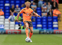 Paul McShane of Reading - Mandatory by-line: Paul Roberts/JMP - 26/08/2017 - FOOTBALL - St Andrew's Stadium - Birmingham, England - Birmingham City v Reading - Sky Bet Championship