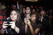 Audience at The Rush Philanthropic Arts Foundation's 9th Annual Youth Holiday Party Sponsored by Target. The annual holiday event brings together over 500 at-risk young people affiliated with the 50 youth arts organizations Rush Philanthropic supports...In celebration of the creative energy of our New York City Youth, this annual holiday event is all about showing love and support for the kids, and letting them know that their hard work and many accomplishments through out the year don't go unnoticed.