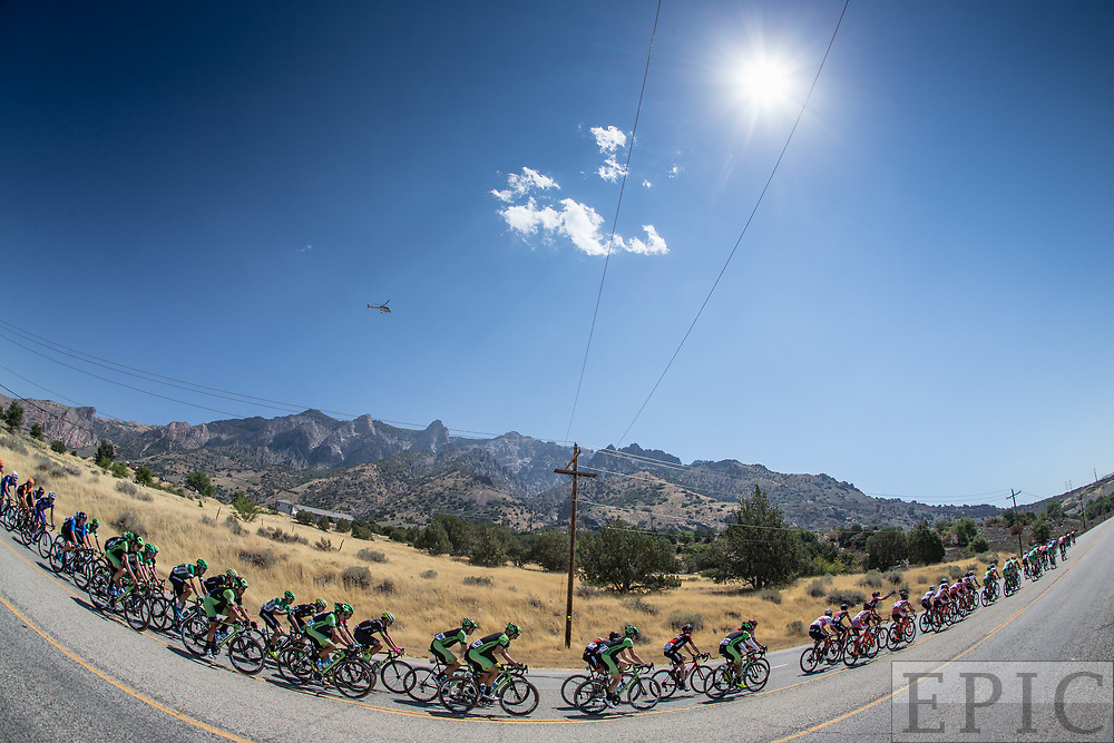 Cycling: Larry H. Miller Tour of Utah 2017 / Stage 2<br /> <br /> Brigham City - Snowbasin Resort (151km) / TOU / Utah  <br /> &copy; Jonathan Devich