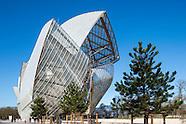 La Fondation d'entreprises Louis Vuitton, Frank Gehry architecte.