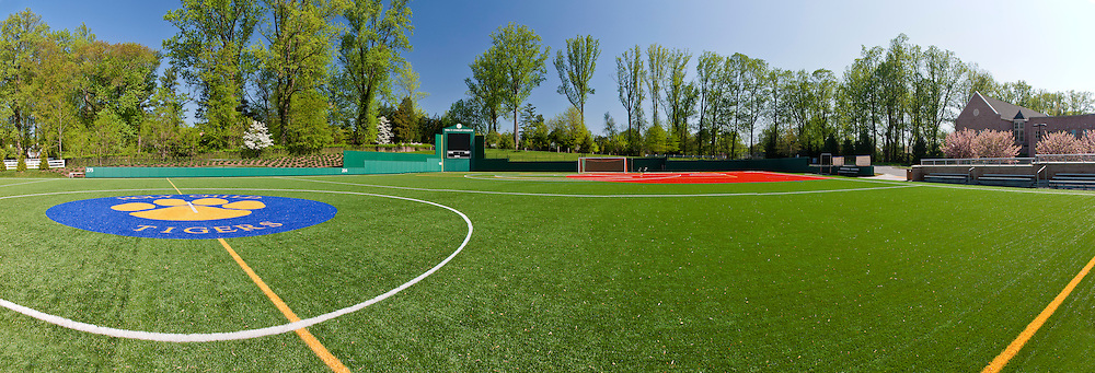 Photography of Potomac MD Neil T Coakley Stadium at Connley School of the Holy Child