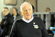 Eastleigh manager Ronnie Moore before the The FA Cup match between Eastleigh and Swindon Town at Arena Stadium, Eastleigh, United Kingdom on 4 November 2016. Photo by Graham Hunt.