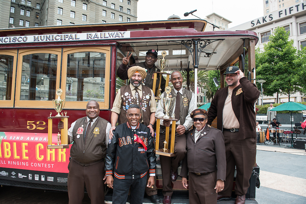 52nd Cable Car Bell Ringing Competition Paticipants  and Winners | July 9, 2015
