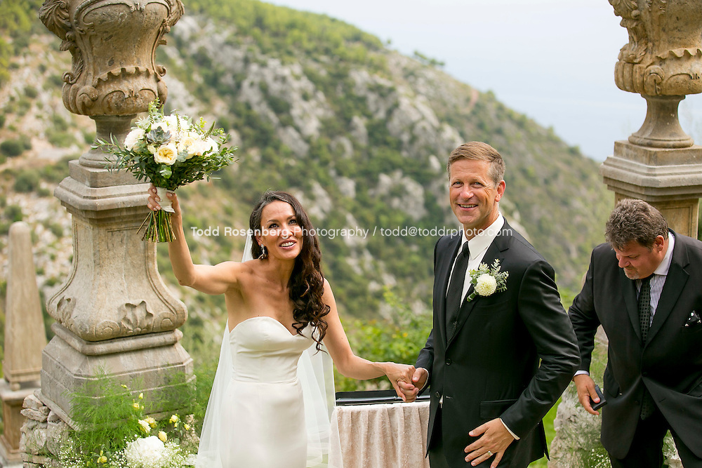 9/16/15 7:59:40 AM -- Eze, Cote Azure, France<br /> <br /> The Wedding of Ruby Carr and Ken Fitzgerald in Eze France at the Chateau de la Chevre d'Or. <br /> . &copy; Todd Rosenberg Photography 2015